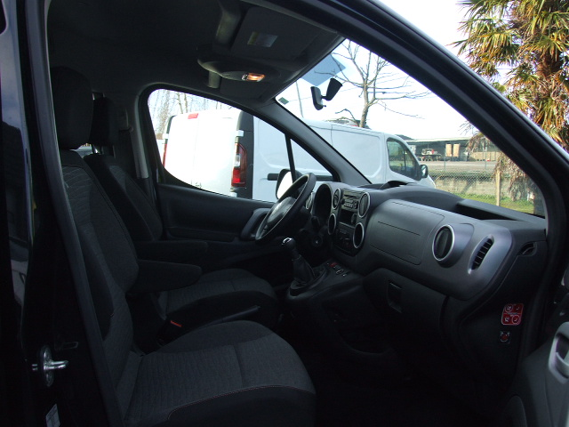BERLINGO HDI 100 CV FEEL 7 PLACES