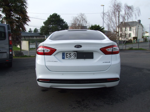 MONDEO HYBRIDE 187 CV EXECUTIVE AUTOMATIQUE