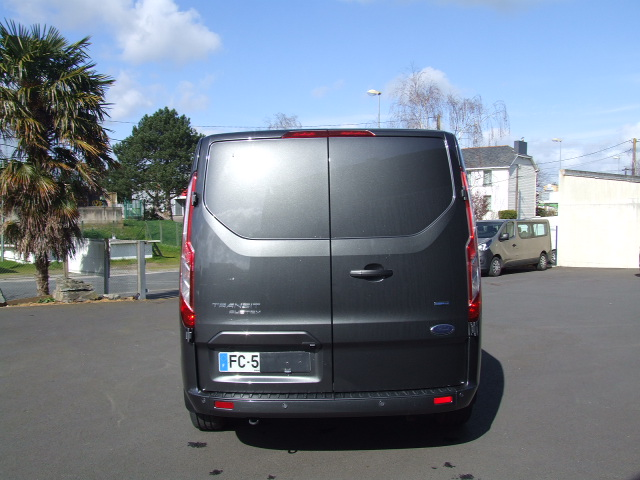 TRANSIT CUSTOM CABINE APPROFONDIE 2.0 TDCI 130 CV LIMITED POWERSHIFT 5 PLACES